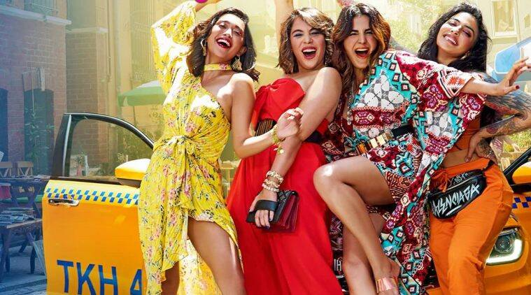 Four More Shots Please 2 trailer: The sassy girl gang is back | Entertainment News.The Indian Express