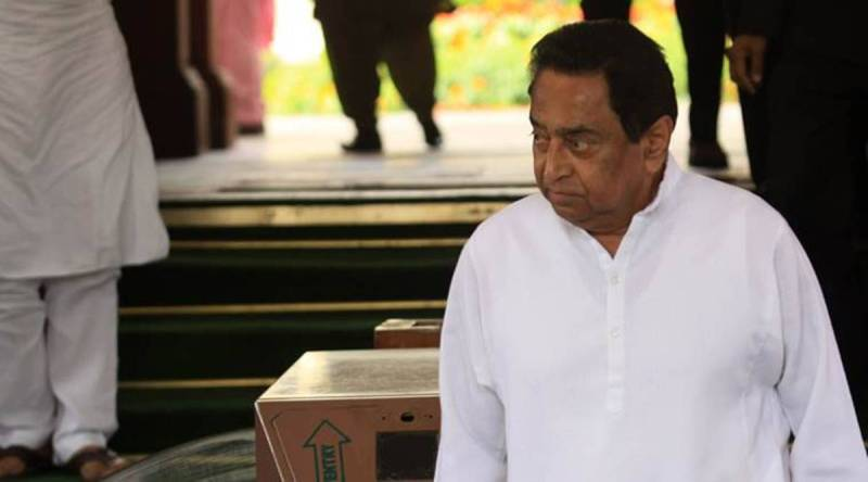 kamal nath 1200 2 - HC orders FIR against former CM Kamal Nath, six others for violating Covid norms in poll rallies