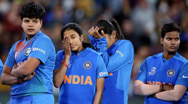 ICC T20 Womens World Cup - India Loses To Australia Disastrously