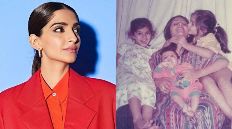 Sonam Kapoor sends birthday wishes to mother Sunita Kapoor, shares throwback photos