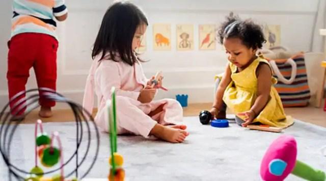 parenting, child socialising