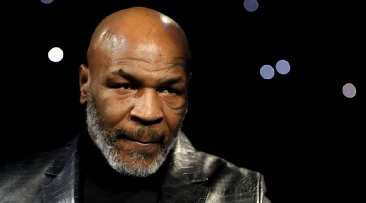 mike tyson fb Mike Tyson, Roy Jones promise a fight in 'exhibition' return