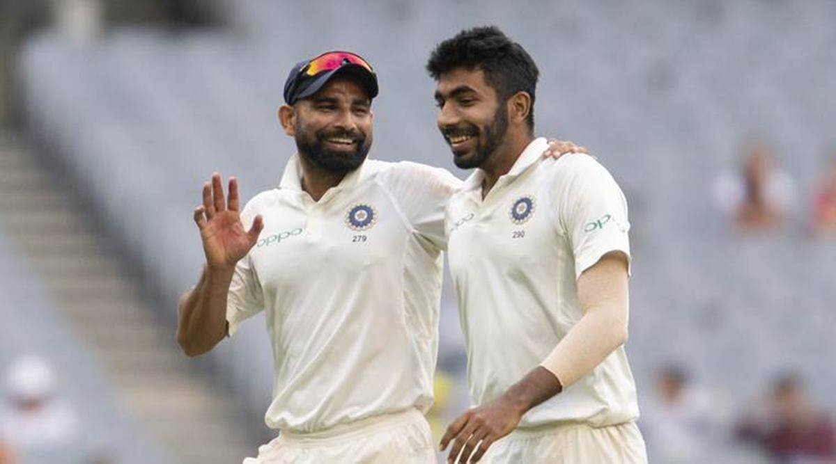 Shami Bumrah file fb Jasprit Bumrah, Mohammed Shami to be rotated in T20Is against Australia