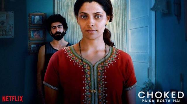 Roshan Mathew and Saiyami Kher star in Anurag Kashyap's Netflix ...
