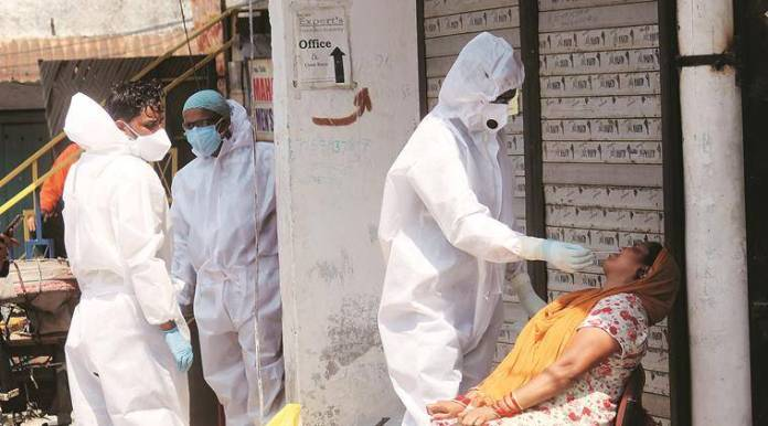 Coronavirus outbreak, doctors volunteer, Rajkot civil hospital, Rajkot news, Indian express news