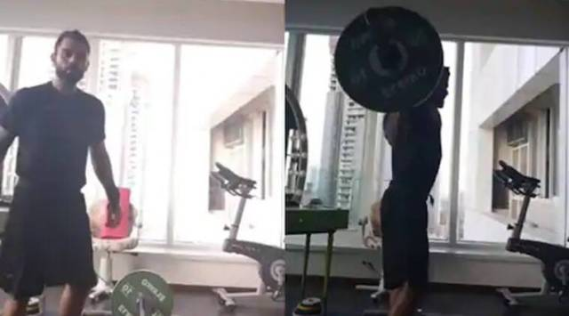 Virat Kohli, Virat Kohli work out, Virat Kohli work out routine, Virat Kohli instagram, Virat Kohli twitter, Virat Kohli work out video, Virat Kohli video, cricket news