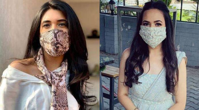 The journey of Covid face masks: From boring monotones to stylish ...