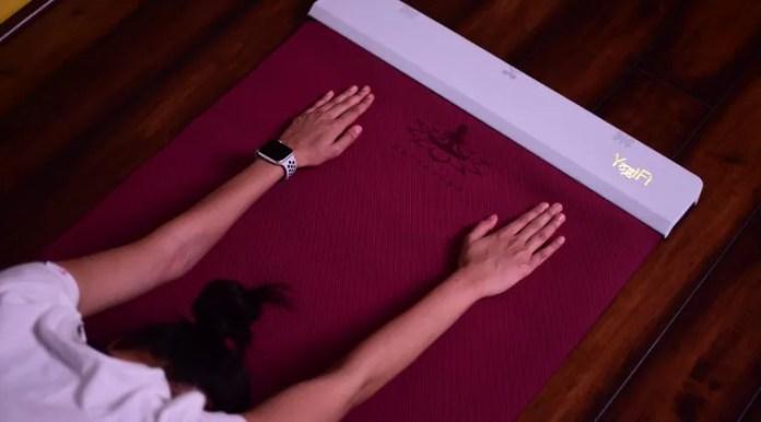 international Yoga day 2020, yoga day 2020, yoga tech startups, yoga apps, yogafi smart mat, Prayoga, Prayoga app, YogiFi