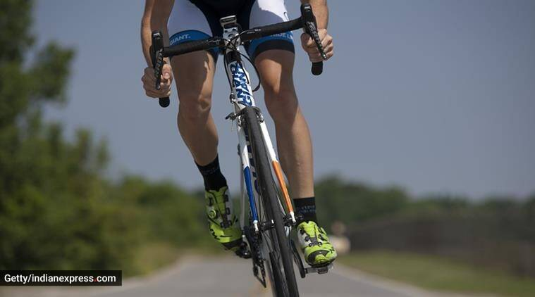 cycling benefits, how can cycling help in the post-lockdown phase, cycling as a physical exercise, indianexpress.com, indianexpress, aerobic workout, environment and cycling,