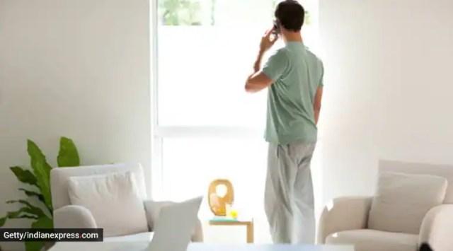light exercise, talking on phone