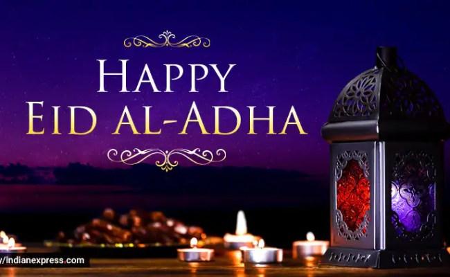Happy Eid Ul Adha 2020 Bakrid Mubarak Wishes Images