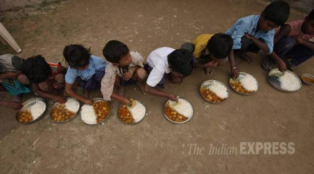 Akshaya Patra raises 0,000 in US to feed mid-day meals to school children in India