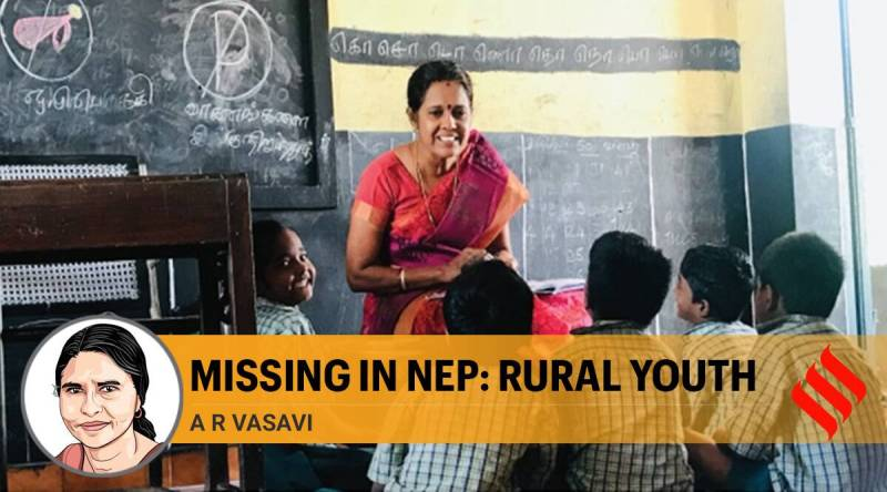 A R VASAVI - NEP 2020 ignores crisis in education among the marginalised majority in rural India