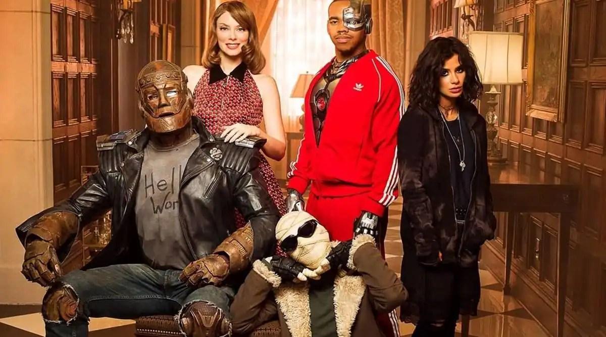 HBO Max renews Doom Patrol for season three