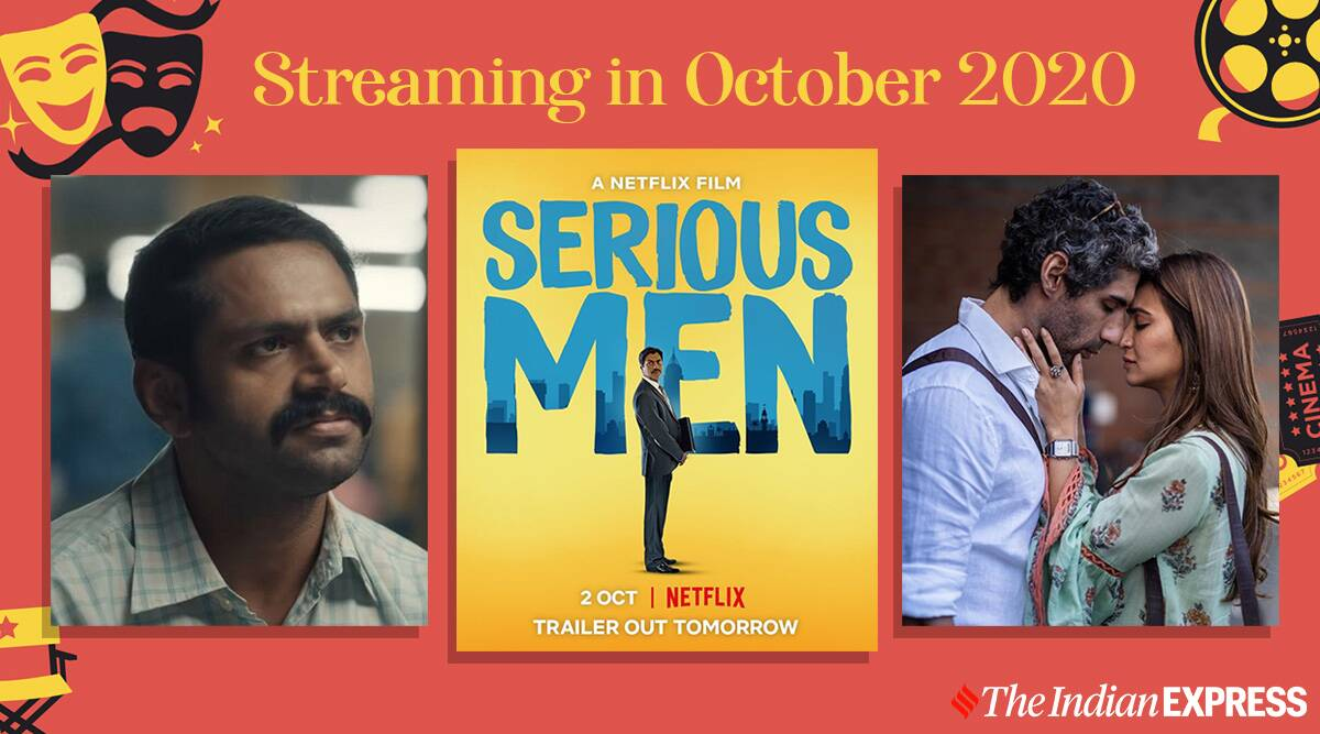 Streaming in October 2020: Serious Men, Khaali Peeli, Mirzapur 2 and others