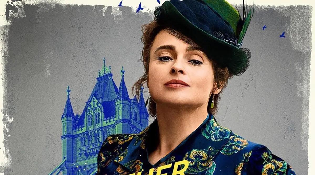 Helena Bonham Carter: Eudoria Holmes is a woman that I'd love to have met