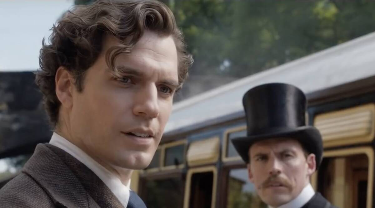 Henry Cavill on his 'untraditional' Sherlock Holmes in Enola Holmes: He has a lot more warmth and kindness