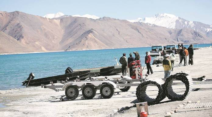 Military moves raise fears of escalation along LAC | India News,The Indian  Express