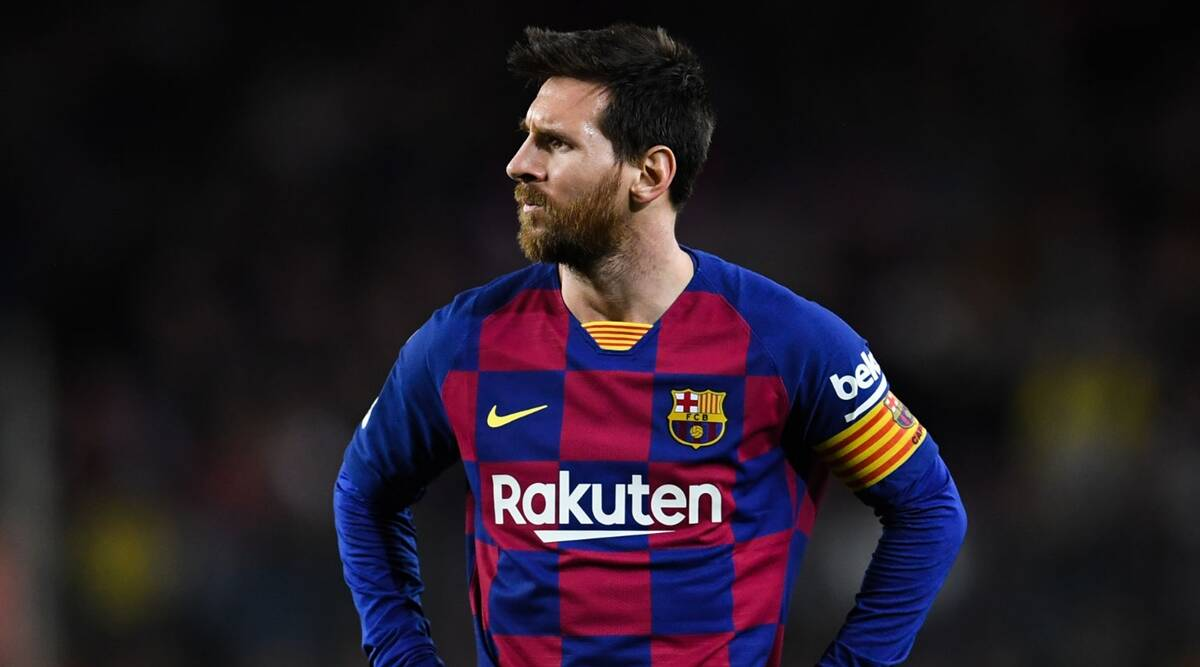 lionel messi 1 Lionel Messi's salary at Barcelona unsustainable, says presidential candidate