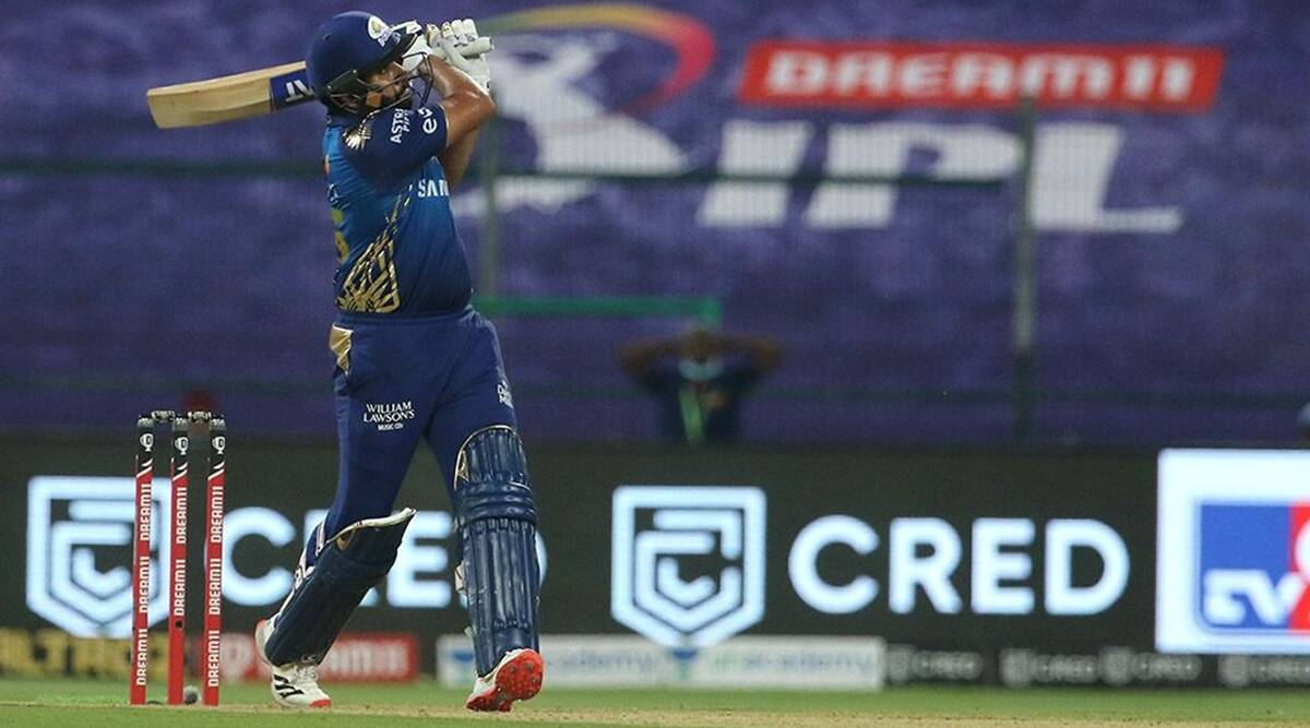 IPL 2020: How Rohit Sharma 'pulled' himself to 200 sixes in IPL career    Sports News,The Indian Express