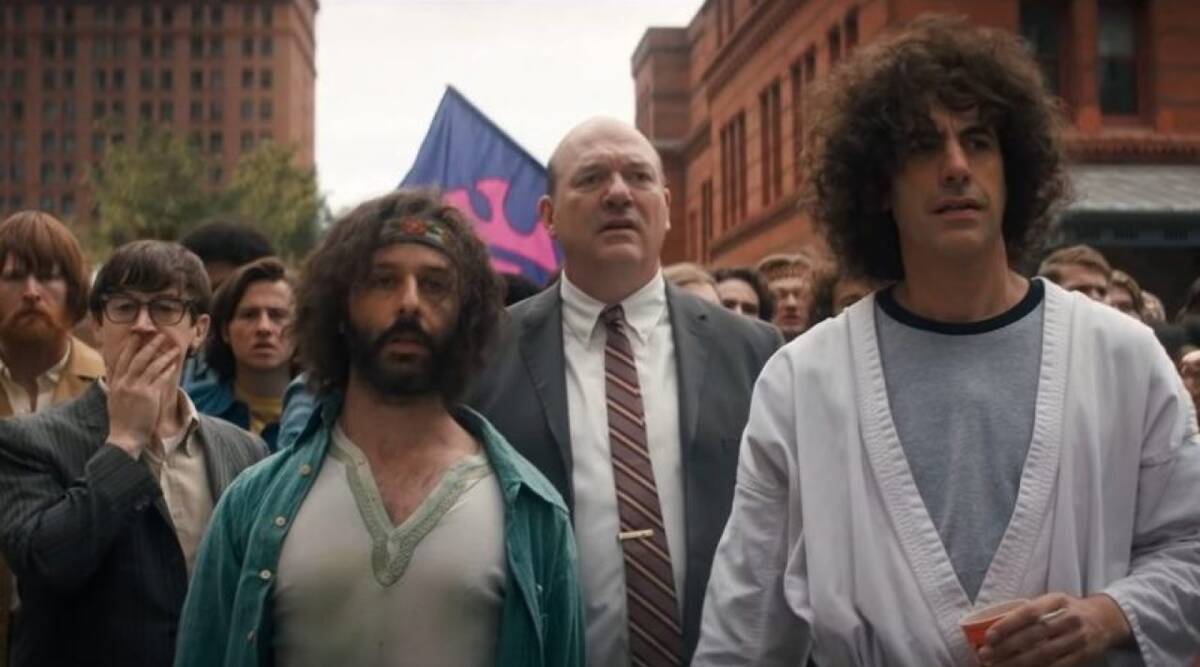 The Trial of the Chicago 7 trailer: Aaron Sorkin's starry courtroom drama looks unmissable