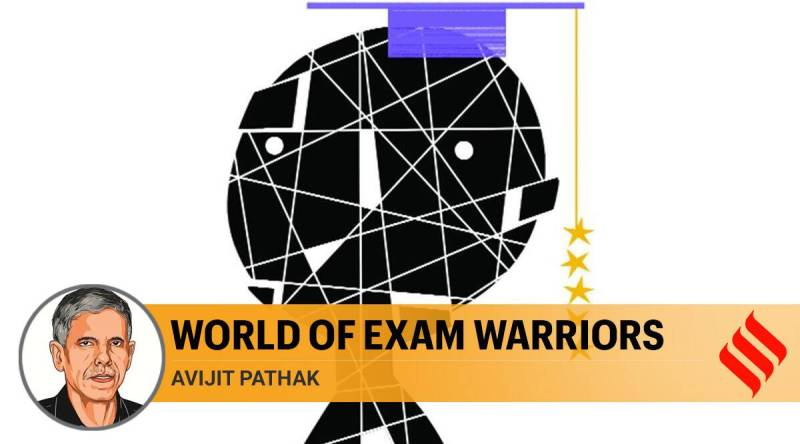 Avijit Pathak - There is no correlation between one's intellectual ability and performance in examinations