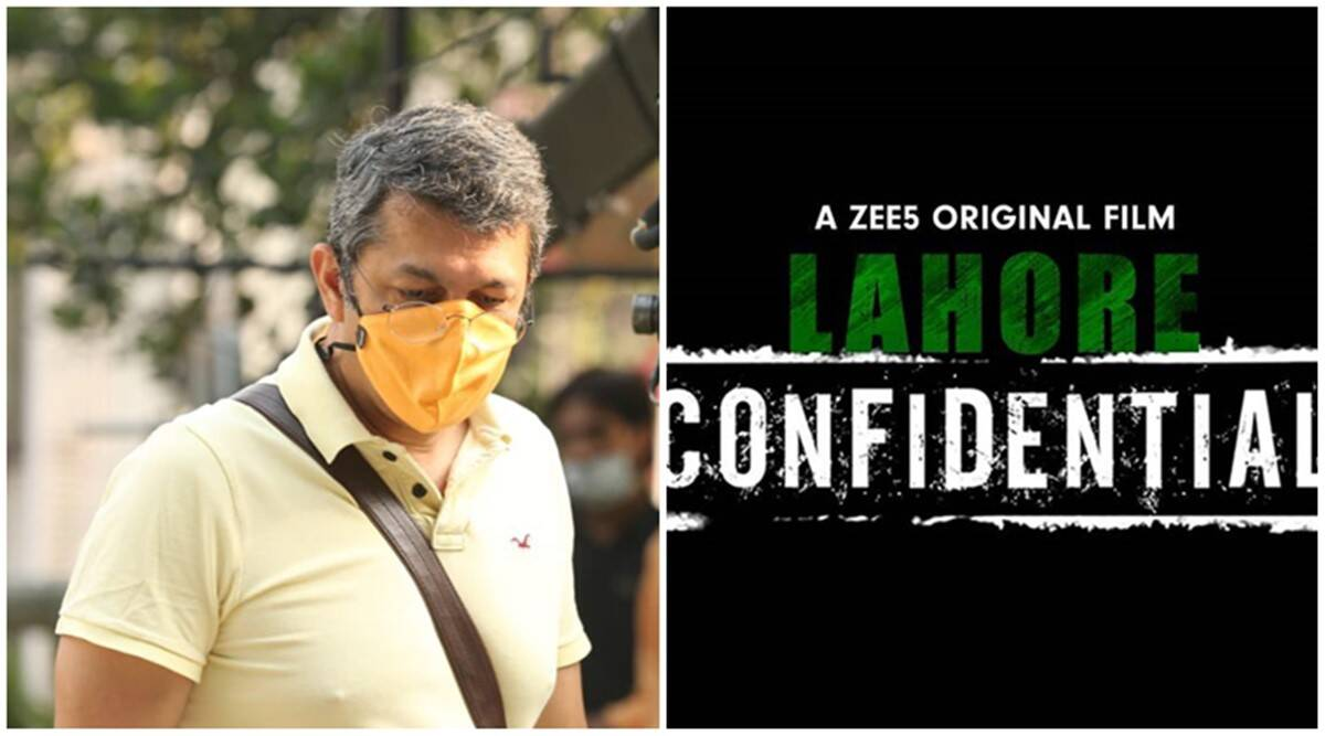 From sanitising to not touching the camera: How Kunal Kohli shot Lahore Confidential during pandemic
