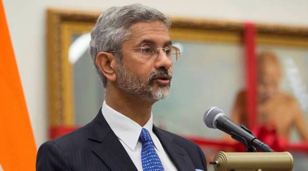 S Jaishankar on INdia's GDP, Jaishankar on CHina, Symbiosis International University Literary Festival, Symbiosis pune, Pune news, Maharashtra news, Indian express news