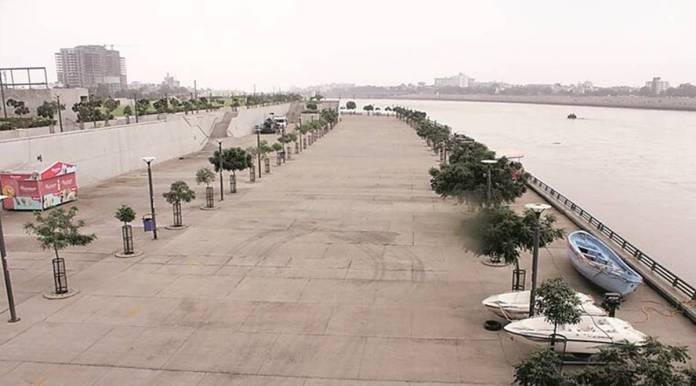 Sabarmati Riverfront Phase 2, Sabarmati river development plan, Ahmedabad news, Gujarat news, Indian express news