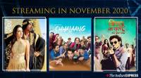 Streaming in November 2020: Chhalaang, Laxmii, Bicchoo Ka Khel and others