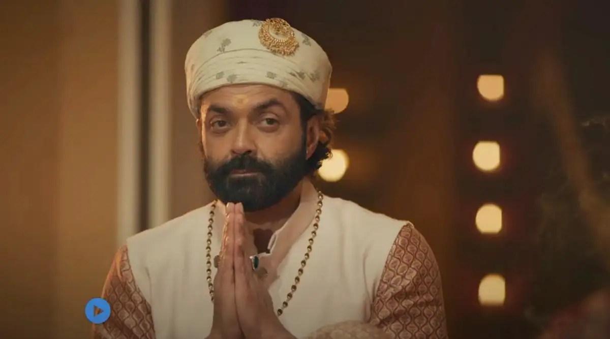 Aashram Chapter 2 The Dark Side trailer: Bobby Deol's Baba Nirala is up to no good
