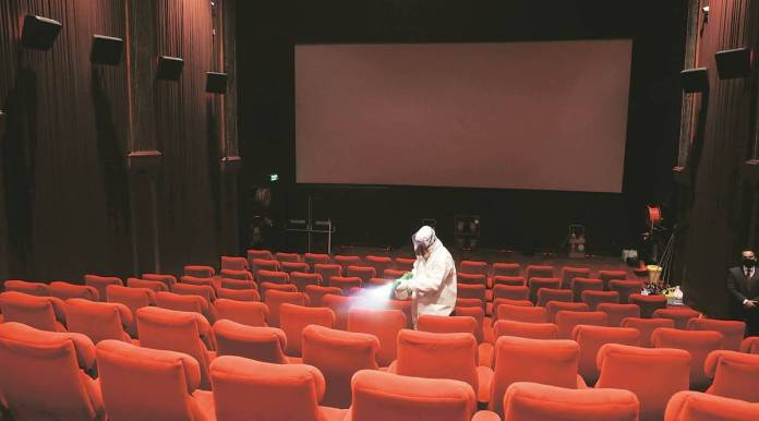 Cinemas opening, film industry hopes theatre releases will be back |  Entertainment News,The Indian Express
