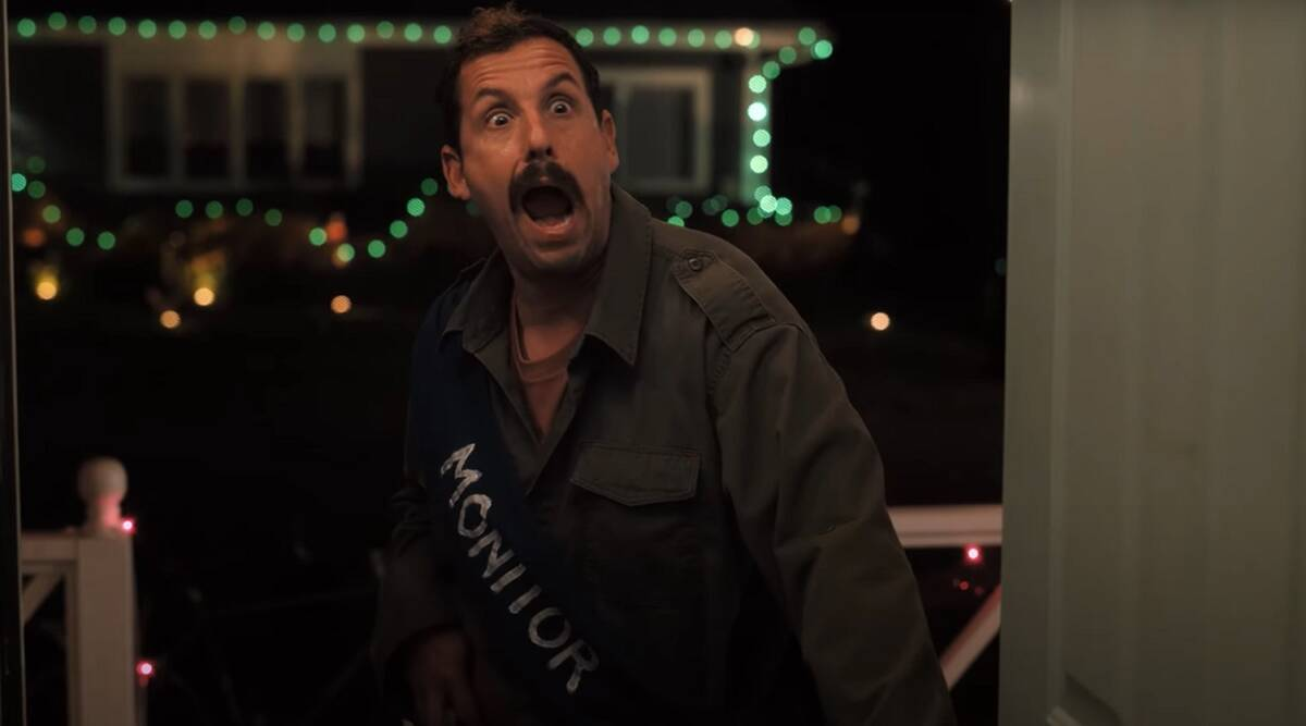 Hubie Halloween teaser: Adam Sandler movie looks like the perfect escapism