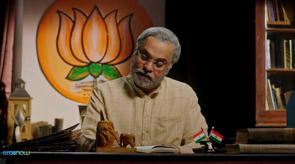 Modi Season 2 – CM to PM trailer: Mahesh Thakur returns in the titular role