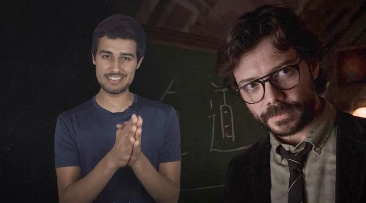 Money Heist: Dhruv Rathee decodes Netflix's 'Spanish Masala Blockbuster'