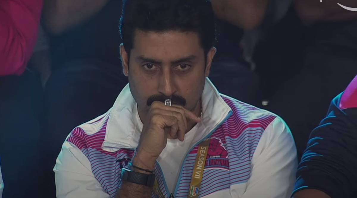 Abhishek Bachchan: Sons Of The Soil is an honest look at Jaipur Pink Panthers' journey