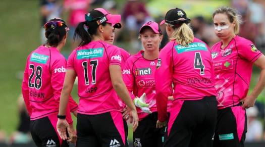 Sydney Sixers fined USD 25,000 for listing player outside ...