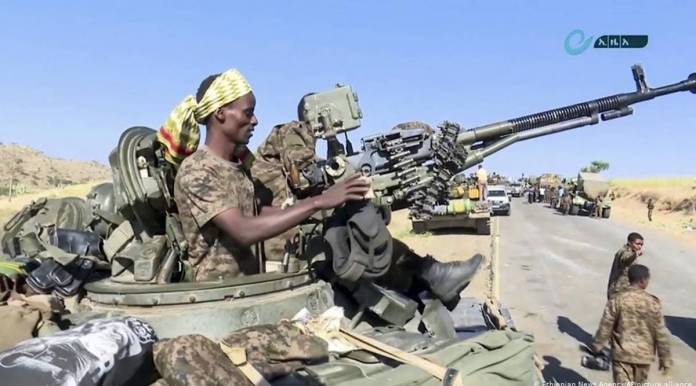 Ethiopia: Government forces 'capture Tigray's second-largest city'