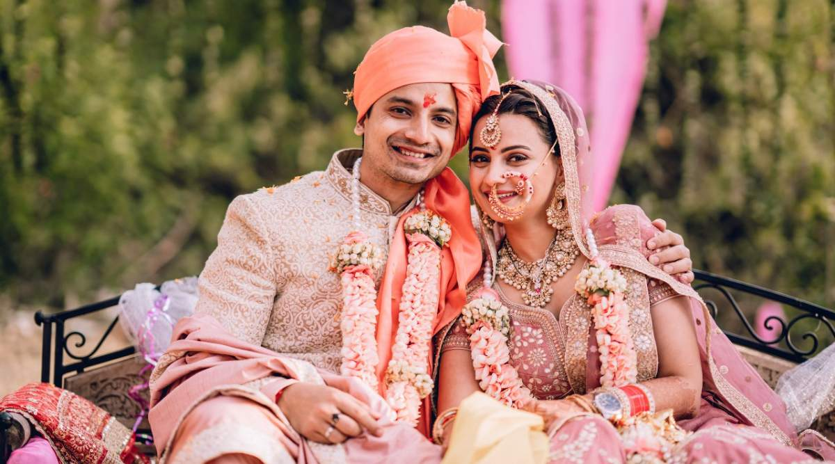 Priyanshu Painyuli gets married to Vandana Joshi, see photos