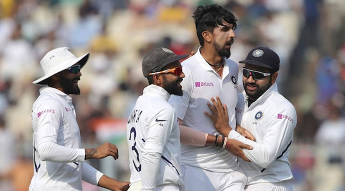 rohit ishant Rohit, Ishant should leave in 3-4 days if they are to play Australia Tests: Ravi Shastri