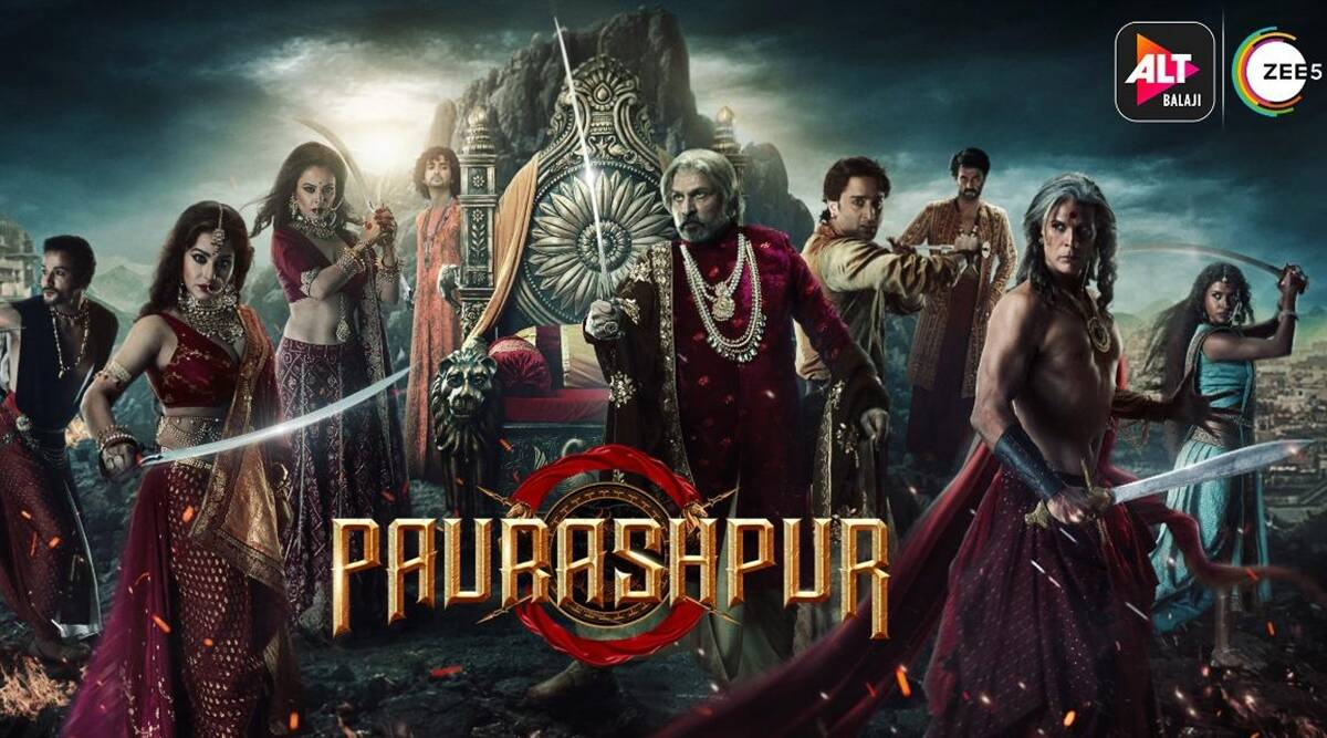 Paurashpur first impression: A bad, bad show