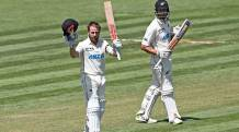 NZ vs WI: Kane Williamson's 251 puts Kiwis on top in 1st test