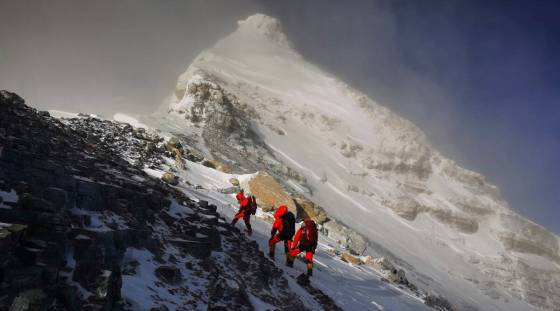 Mount Everest, new height of Mount Everest, height of Mount Everest, why the height of Mount Everest was changed, why is Everest higher, indian express