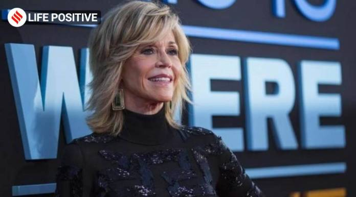jane fonda, life positive, motivation