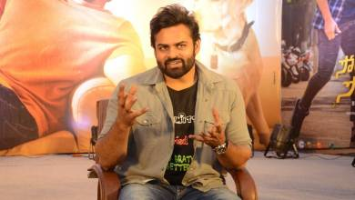 Solo Brathuke So Better can be watched with family and friends: Sai Dharam Tej