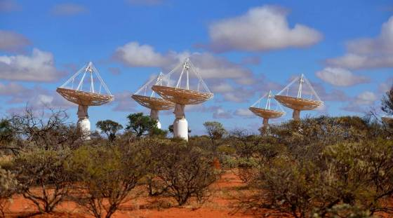 Australian Telescope, ASKAP Australian Telescope, Google Maps of the Universe, Universe Telescope, Indian Express