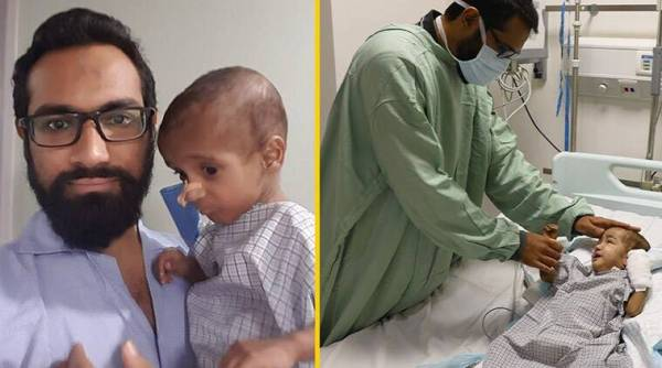 2 15 1 The next 20 days of ICU care will decide baby Musab's fate against a deadly disease