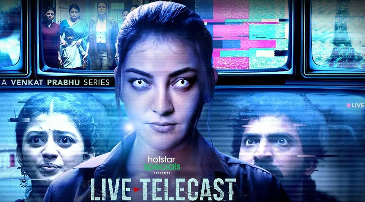 Live Telecast trailer: Kajal Aggarwal gets stuck inside a haunted house