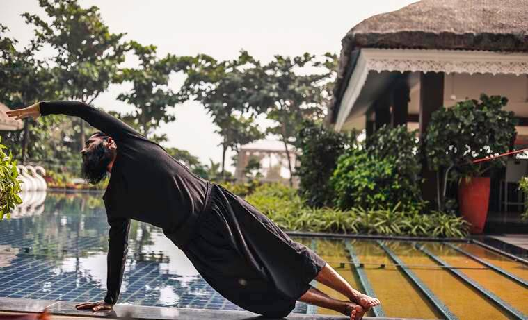 yoga poses, yoga asanas, yoga poses for people recovering from cancer, yoga poses for cancer healing, yoga for energy, yoga asanas for quick healing from cancer, yoga and breast cancer, indian express news