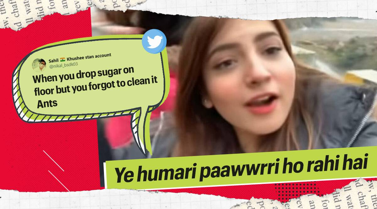Pawri Ho Rahi Hai Trend Still Buzzing Netizens Come Up With New Meme Template Trending News The Indian Express